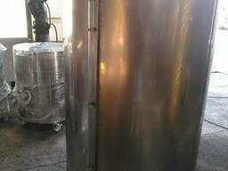 Резервуар, бак из пищевой нержавеющей стали AISI304,316, 321