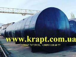 Резервуар для хранения нефтепродуктов двустенный
