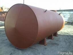Резервуары металлические на заказ от 1 до 25 м.куб.