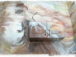 Рисунки на мебели - фото 5