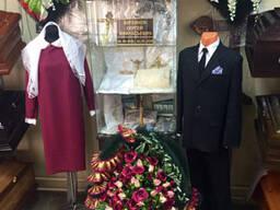Ритуальные услуги. Организация похорон. Срочный выезд 24\7