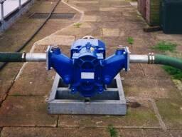 Роторный насос с электродвигателем DK 31V