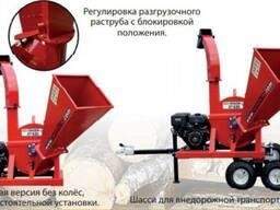 РТС-630 (Щепорез, измельчитель, дробилка, рубильная машина)