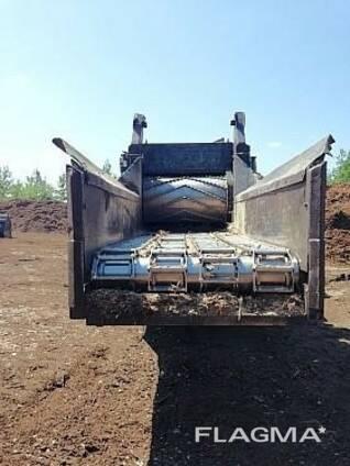 Рубительная машина дереводробилка
