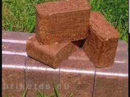Руф брикеты из древеснои коры