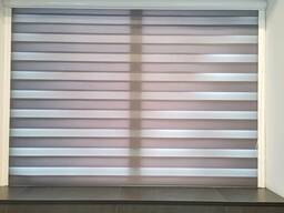Рулонные шторы день - ночь