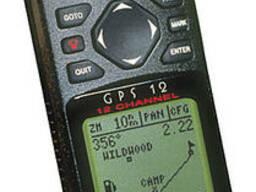 Рыболовный Garmin gps-12 навигатор