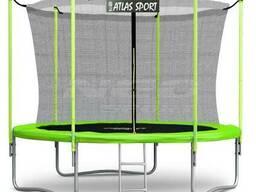 С внутренней сеткой Atlas Sport Батут Atlas Sport 312 см (10ft) (внутренняя сетка и. ..