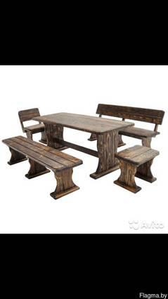 Садовая мебель, мебель для сада.