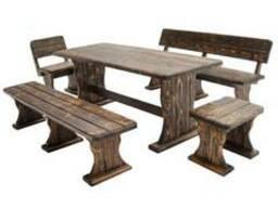 Садовая мебель, мебель для сада. - фото 1