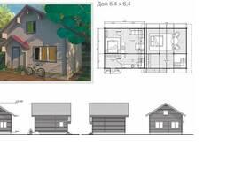 Садовый домик и-19