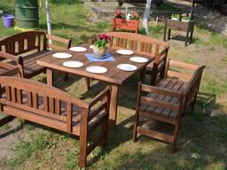 Садовый комплект мебели Прованс!