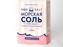 Сакская морская пищевая соль (Крым)