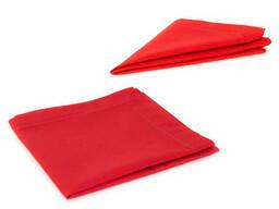Салфетка Assol, 40х40 см, красный, Berossi (Состав ткани: 35% хлопок, 65% полиэстер)