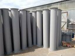 Воздуховоды, Вентиляционные трубы