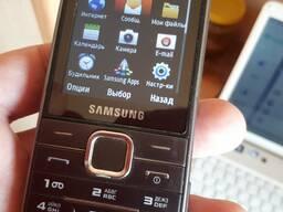 Samsung кнопочный S5610 полный комплект
