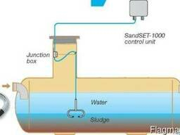 SandSET-1000 сигнализатор уровня песка , шлама Labkotec
