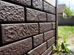 Сайдинг с текстурой под камень Stone-house