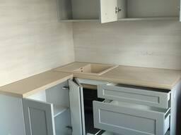 Сборка корпусной мебели любой сложности. Сборка врезка установка кухни. Не дорого!