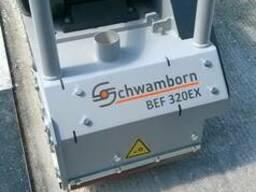 Schwamborn BEF 320EX Фрезеровальная машина арт. 717000 - фото 4