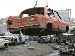 Сдать автомобиль на металл Борисов и Борисовский район