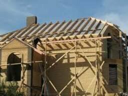 Сделать крышу, стропильные системы и т. п. - фото 3