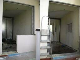 Сделать отверстие в фундаменте стене полу