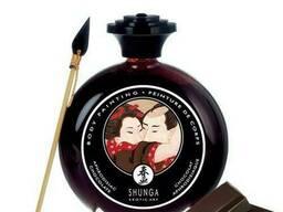 Съедобная краска по телу Shunga Пьянящий шоколад 100мл