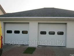 Секционные гаражные ворота Алютех в Любани - фото 5