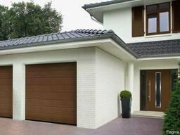 Секционные подъемные гаражные ворота. Рассрочка от 6 до 36 м