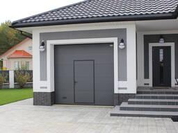 Секционные (гаражные) ворота