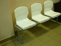 Секция пластиковых сидений Форвард 01