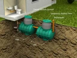 Септики и автономная канализация для частного дома.