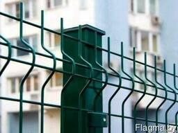 Сетчатое 3D ограждение со скидкой!Дачный забор.