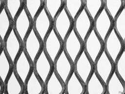 Сетка Рабица оцинкованная 50х50 выс.1.5м - фото 5