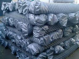 Сетка рабица оцинкованная в Минске, низкие цены, доставка