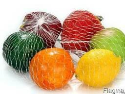 Сетка-рукав для фасовки овощей и фруктов от производителя