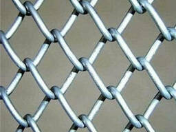 Сетка сварная 100х100 проволока 3мм - фото 3