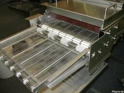 Сетки конвейерные для глазировочных линий и шоковой заморозк