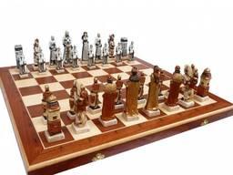 Шахматы ручной работы арт. 160 Грюнвальд