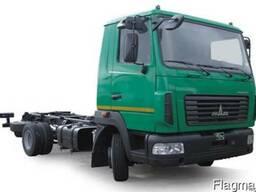 Шасси МАЗ 4371P2-450-000