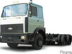 Шасси МАЗ 6303A5-341