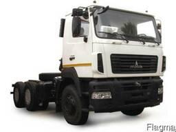 Шасси МАЗ 6501W6-440-000
