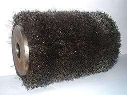 Щетка металлическая 0, 7мм для старения древесины