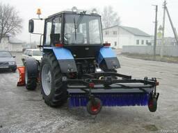 Щетка к трактору МТЗ-80, МТЗ-82, МТЗ-82П, МТЗ-92П