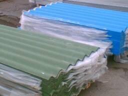 Шифер 5.8мм Зеленый