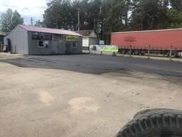 Шиномонтаж для грузовых авто и сельхозтехники