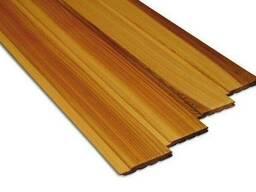 Широкий выбор древесины для саун и бань: вагонка, полок и...