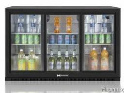 Шкаф барный холодильный Hurakan HKN-DB335S