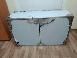 Шкаф для хранения СИЗ (противогазов) из нержавеющей стали
